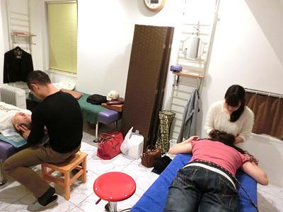 クレニオセラピー研究会<2014/11/12>