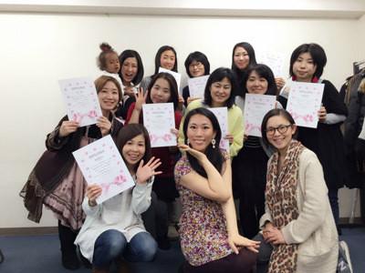 おまたぢから(R) & 生理トレーニング(R) 協会認定講師となりました!