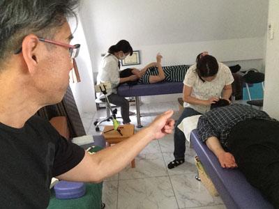クレニオセラピーを楽しく学ぼう! <2015年5月>