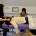 今月のクレニオセラピーセミナー(賄い付き)