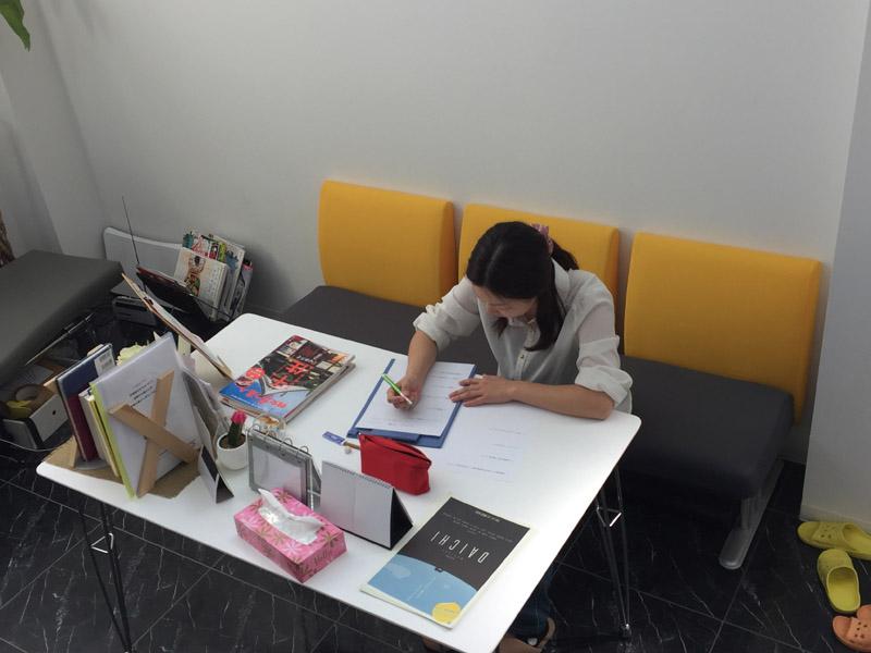 今日は卒業試験日です!<クレニオセラピー ADIO塾>