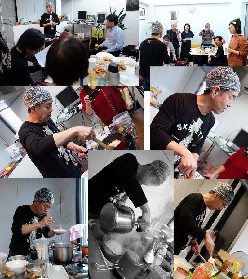スパイスカレーが作れて、カレーとスパイスおかずを楽しむホムパ♪ - ADIO Takeshi's Bar
