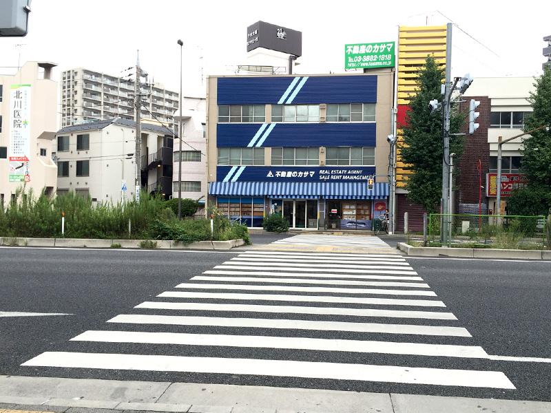 日光街道<最寄駅からの歩き方>